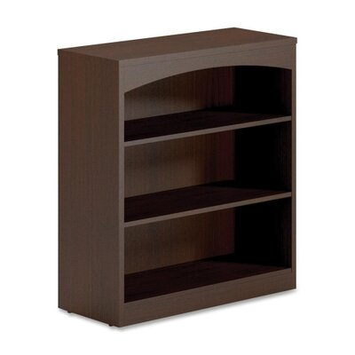 Mayline Group Brighton 3 Shelf Bookcase