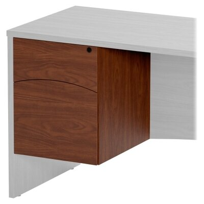 Mayline Group Brighton Suspended Box/File Pedestal