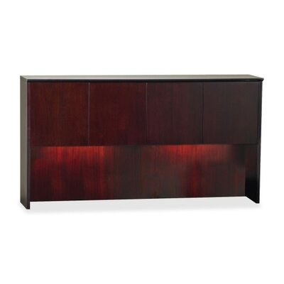 "Mayline Group Corsica Veneer 39"" H x 72"" W Stack-On Storage for Credenza Shell"