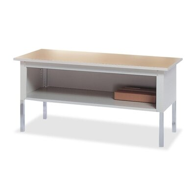 Mayline Group Mailflow T Go Mailroom System Work Table
