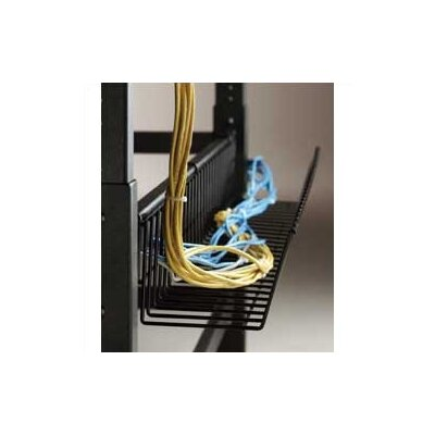 Mayline Group Techworks Accessories: Horizontal Cable Basket