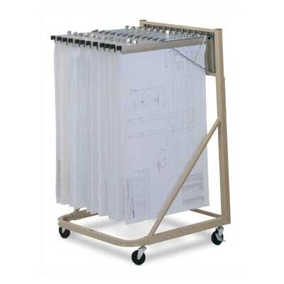 "Mayline Group Hanging Clamp - 18"" Length 6 Per Carton"