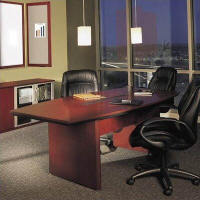 Mayline Group Corsica Standard Desk Office Suite