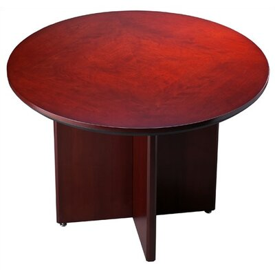 "Mayline Group 42"" Corsica Round Gathering Table"