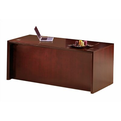 Mayline Corsica Straight Front Office Desk