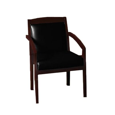 Corsica Two Wood Guest Chair