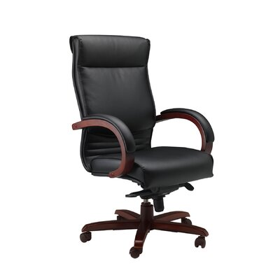 Mayline Mercado Corsica High-Back Office Chair with Arms
