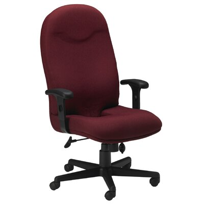 Mayline Group Comfort High-Back Office Chair with Arms