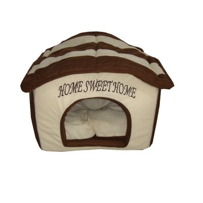 Sweet House Pet Bed