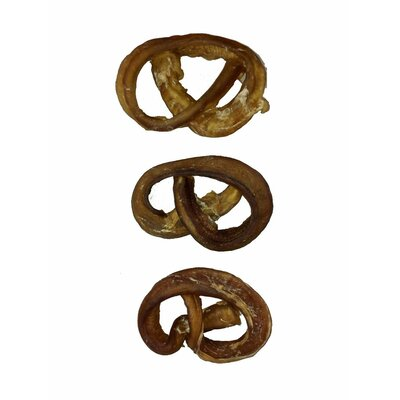 Best Pet Supplies Bully Pretzel Dog Chews