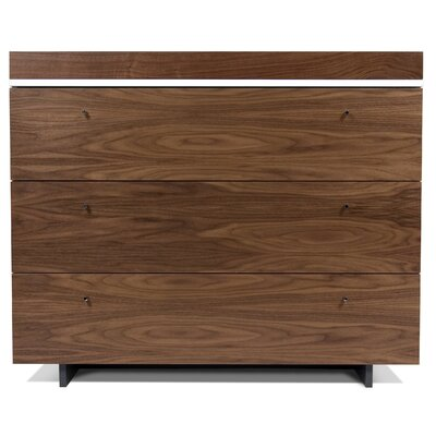 Spot on Square Roh 3 Drawer Dresser