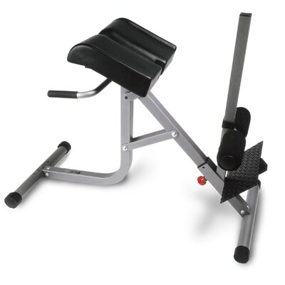 Extension Incline Hyperextension Bench