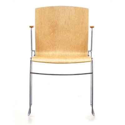 Source Seating Zag Stacking Chair (Arc)