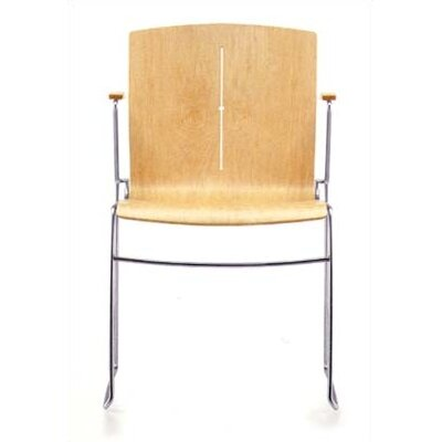 Source Seating Zag Stacking Chair (Arc with Line)