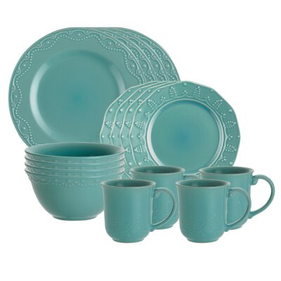 Whitaker 16-Piece Dinnerware Set