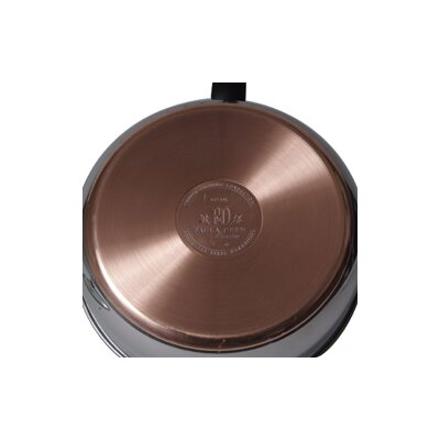 Paula Deen 3 Qt. Saucepot With Steamer Insert in Stainless Steel