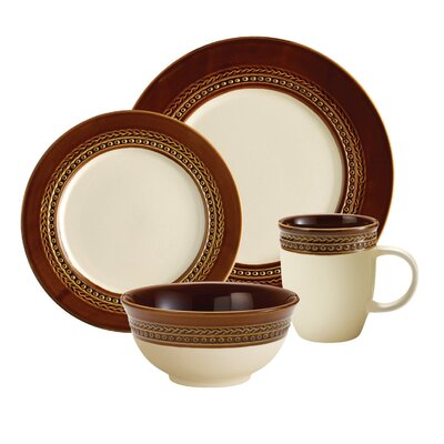 Dinnerware Southern Charm 4 Piece Place Setting