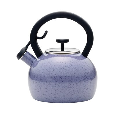 Signature 2-qt. Whistling Tea Kettle with Lid