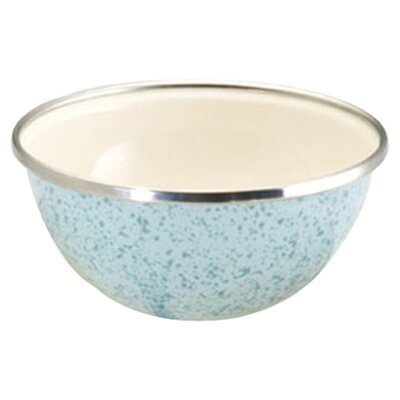 Paula Deen 3 Piece Enamel on Steel Prep Bowl Set in Blue