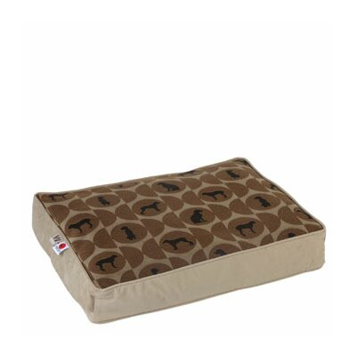 Crypton William Wegman Polka Cork Dog Pillow