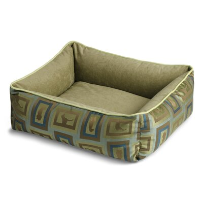 Crypton Bumper Style Show Dog Bed