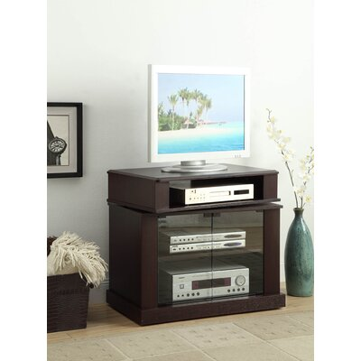"4D Concepts Entertainment Swivel Top 32"" TV Stand"