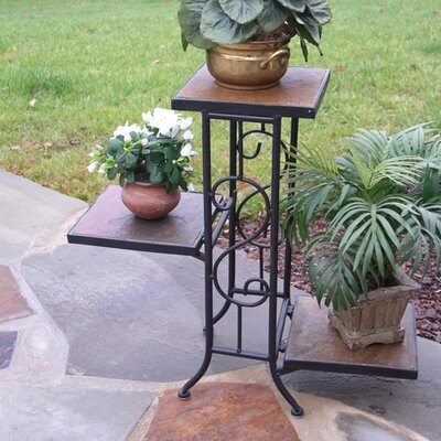 3 Tier Square Planter Stand
