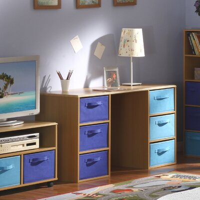 "4D Concepts Children 48"" W Writing Desk"
