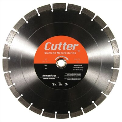 Heavy Duty High Speed Diamond Blade for General Purposes
