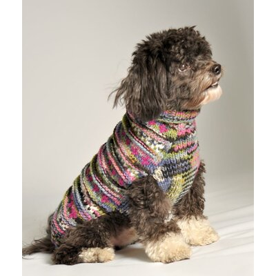 Chilly Dog Woodstock Dog Sweater