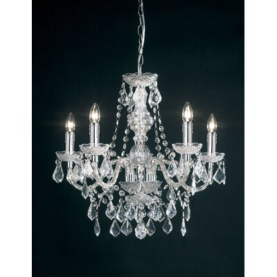 Endon lighting 12 light crystal chandelier