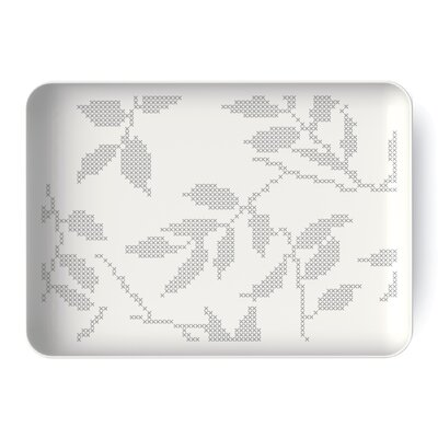 Rectangular Leaves Dish