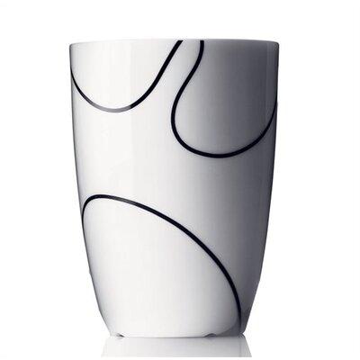 Menu Pernille Vea Black Contour Medium Thermo Cup