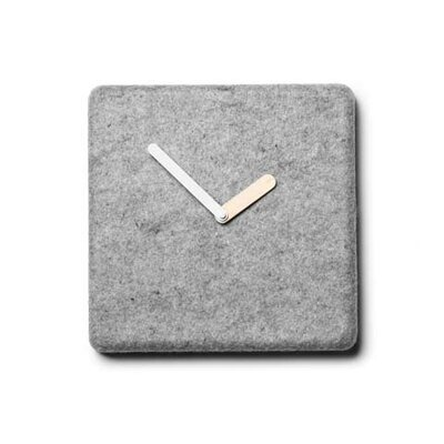 Menu Felt Panel Wall Clock