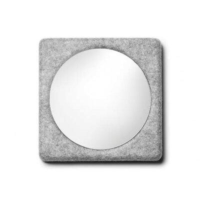 Felt Panel Mirror