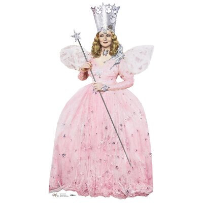 Advanced Graphics The Wizard of Oz - Glinda the Good Witch Life-Size Cardboard Stand-Up