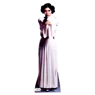 Star Wars - Princess Leia Organa Life-Size Cardboard Stand-Up