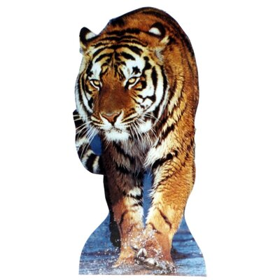 Advanced Graphics Tiger Life-Size Cardboard Stand-Up