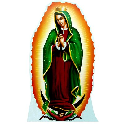Advanced Graphics Our Lady of Guadalupe Life-Size Cardboard Stand-Up