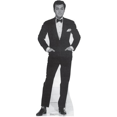 Advanced Graphics Tony Curtis Cardboard Stand-Up