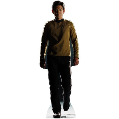 Advanced Graphics Hikaru Sulu Cardboard Stand-Up
