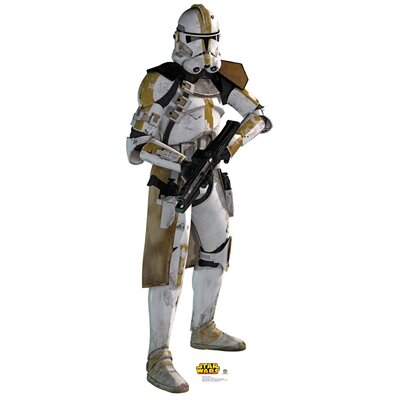 Advanced Graphics Clone Trooper Cardboard Stand-Up