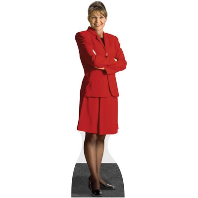 Advanced Graphics Governor Sarah Palin Cardboard Stand-Up