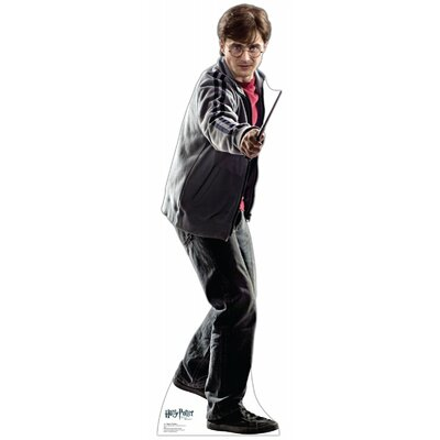 Advanced Graphics Harry Potter Cardboard Stand-Up