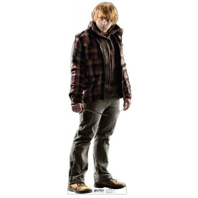 Advanced Graphics Ron Weasley Cardboard Stand-Up