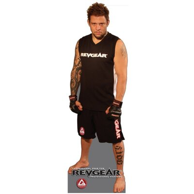 Advanced Graphics Babalu - MMA Fighter Cardboard Stand-Up