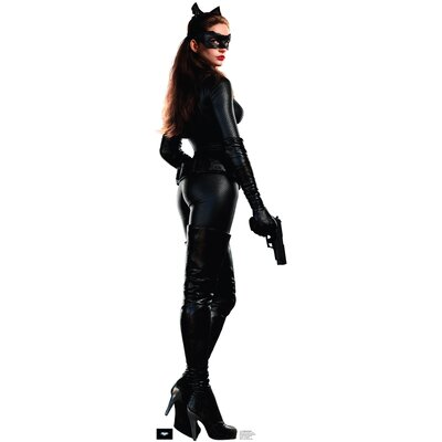 Advanced Graphics Dark Knight Rises Catwoman Cardboard Stand-Up