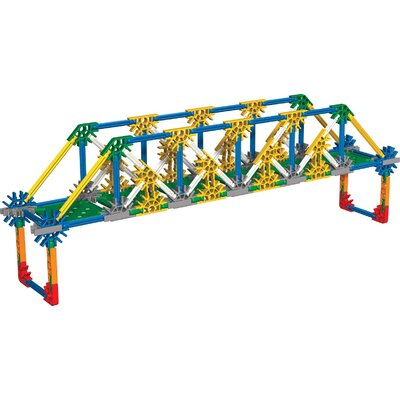 K'NEX Education Intro to Structures Bridges