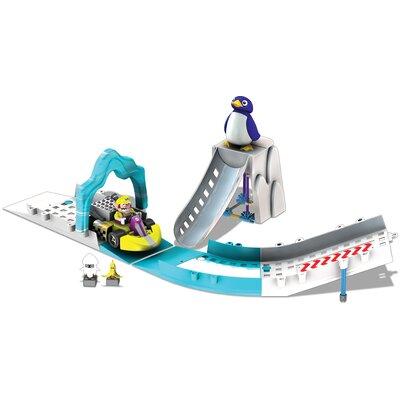 K'NEX Nintendo Wario's Penguin Jump Building Set