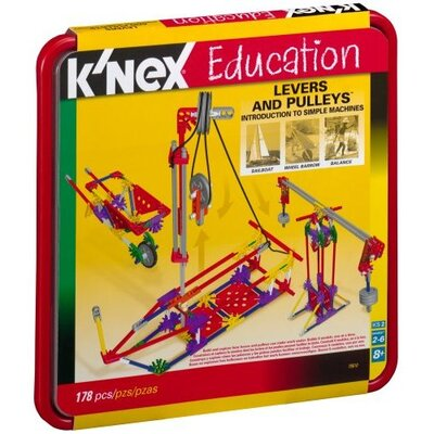 K'NEX Education Intro to Simple Machines Levers and Pulleys